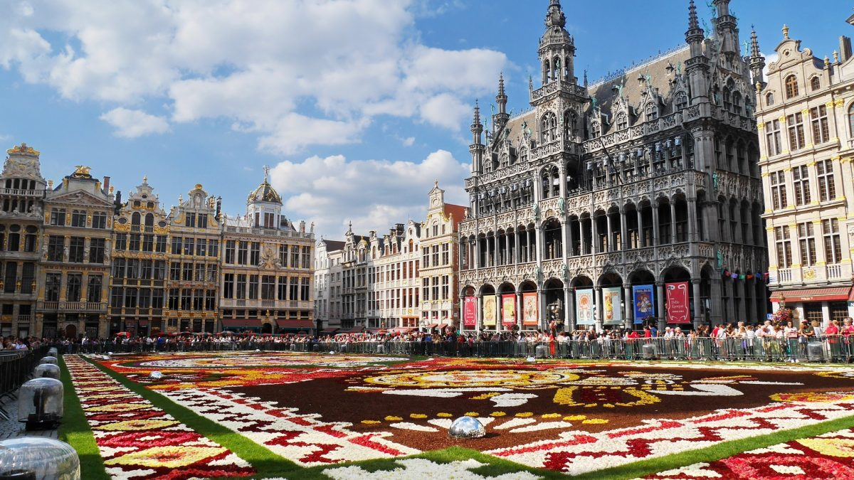 Belgia Bruksela Grand Place