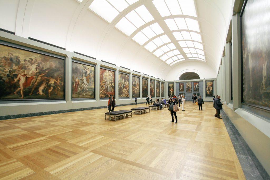 Muzeum Sztuk Pięknych w Belgii Renée Magritte, Rubens, Van Dyck, Hieronymus Bosch, Pieter Bruegel Starszy