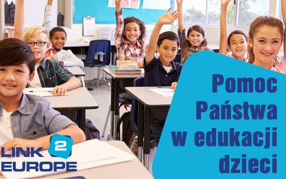 Pomoc Państwa w edukacji dzieci