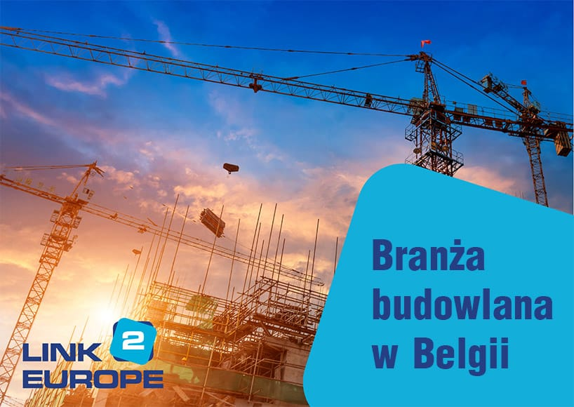 Budownictwo w Belgii
